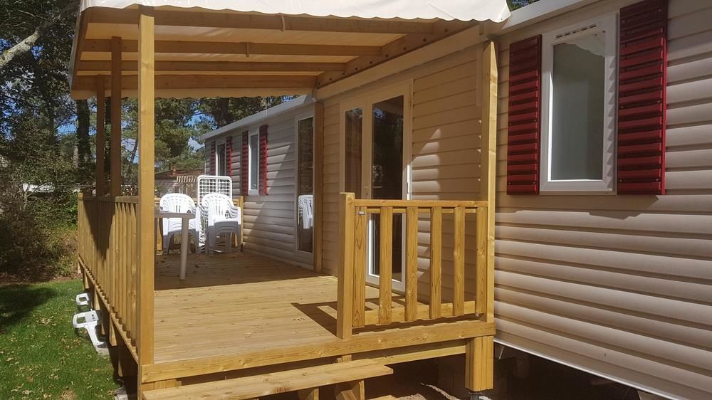 Holiday rental with parking included in Quimper