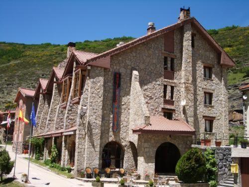 Residencia para 4 huéspedes en Llánaves de la reina