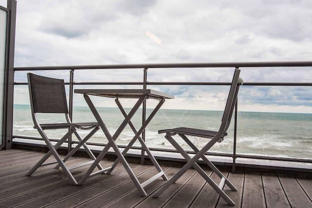 Unterkunft auf 43 m² in Bray dunes