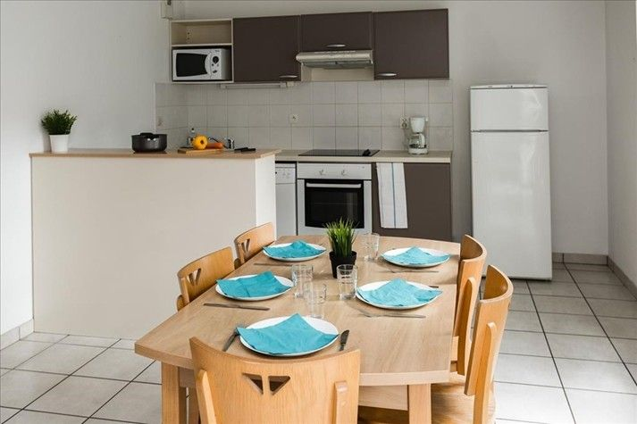 Vivienda de 80 m² para 8 personas