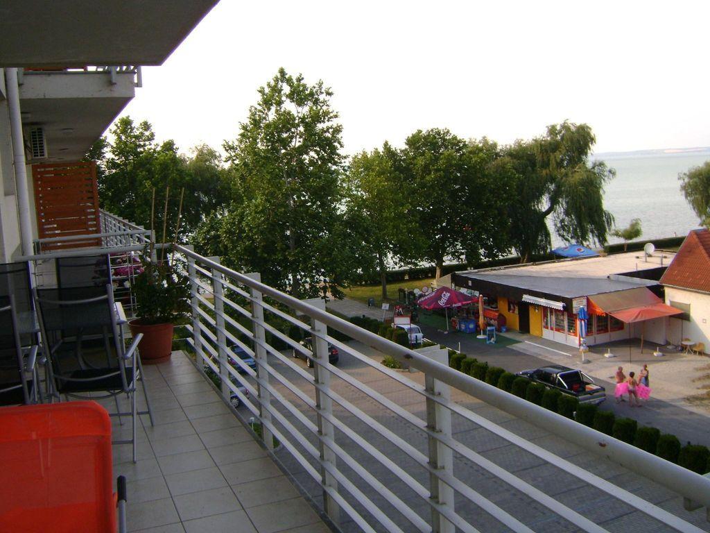 Beliebtes Apartment in Siófok