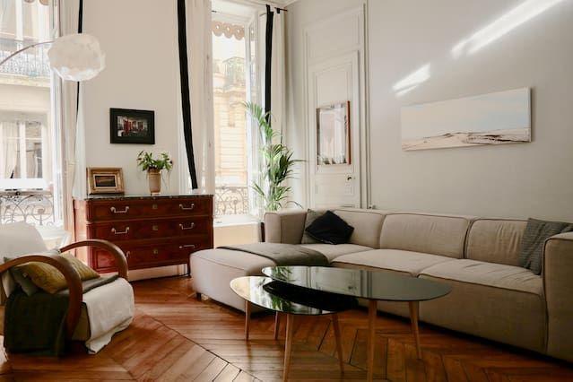 Appartement fonctionnel avec wi-fi