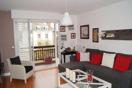 Attractive apartment with 1 room
