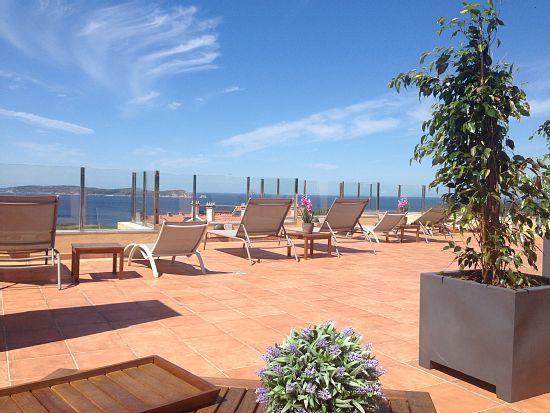 Apartment in Sanxenxo mit pool