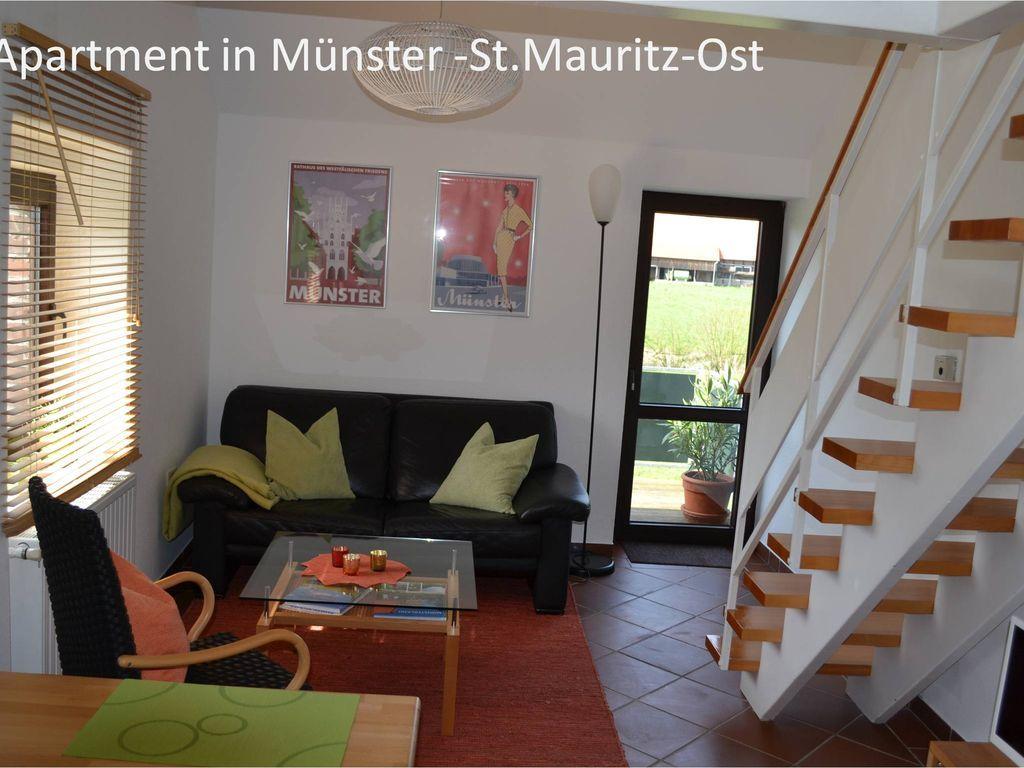 Alojamiento de 1 habitación en Münster