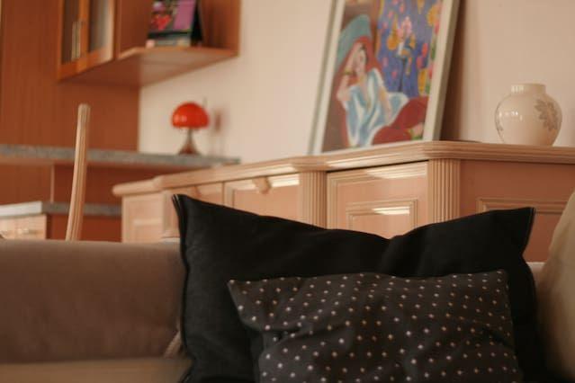 Apartamento provisto para 7 huéspedes
