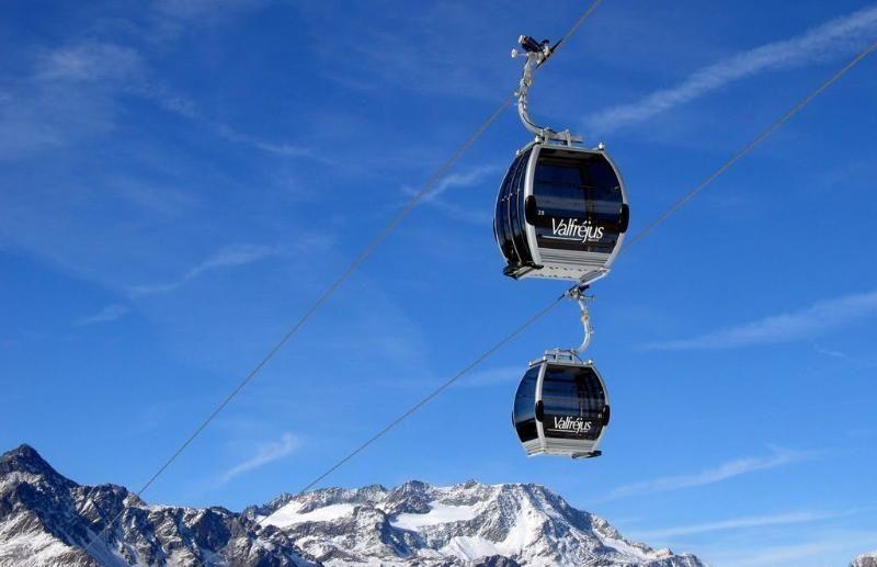 Ski Apartment, Valfrejus, French Alps