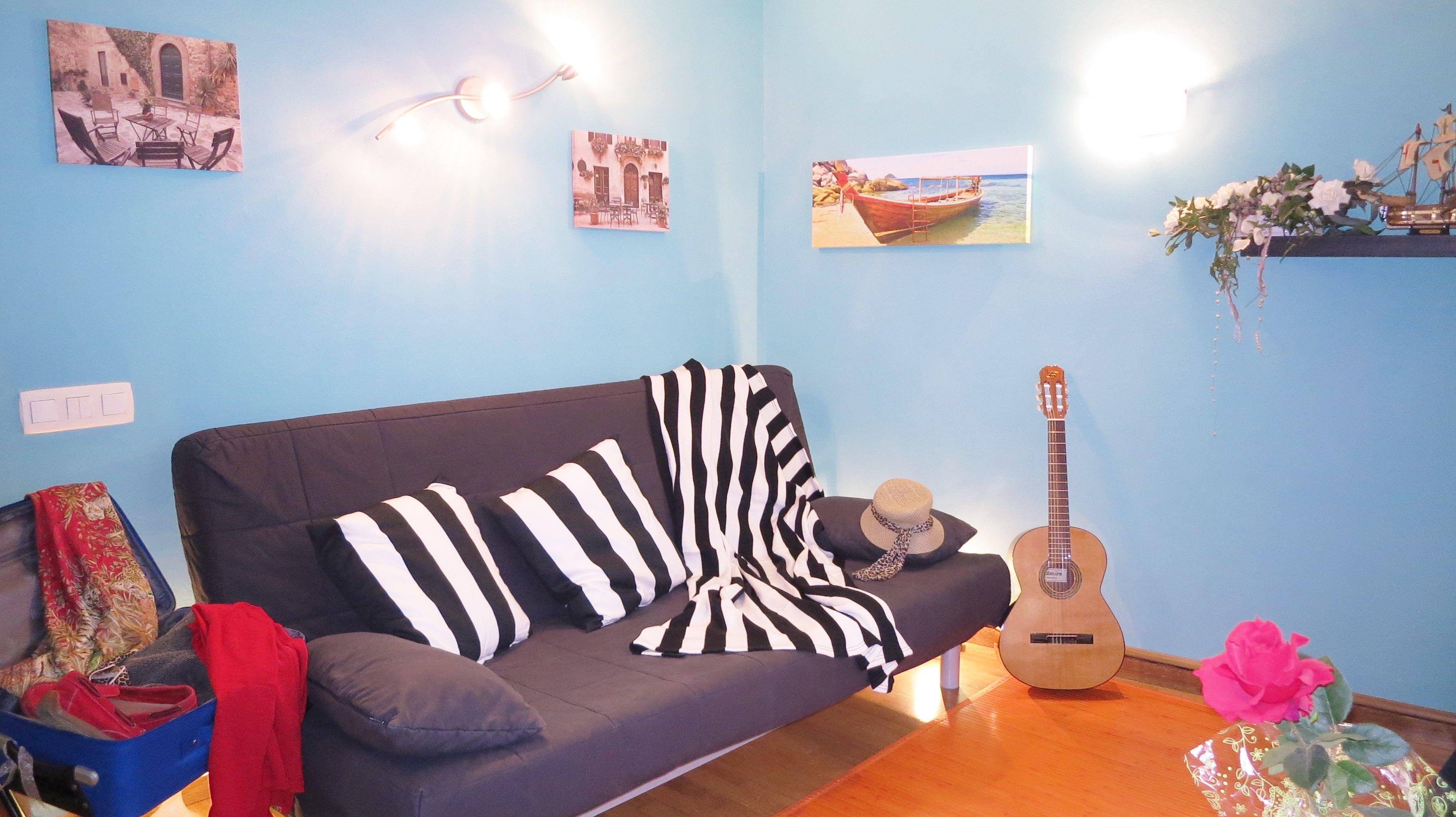 Apartamento luminoso en Costa brava de 48 metros