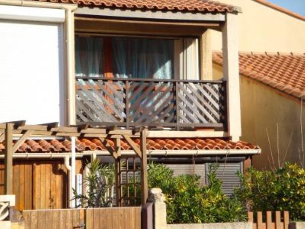 Apartamento de 27 m² para 6 huéspedes