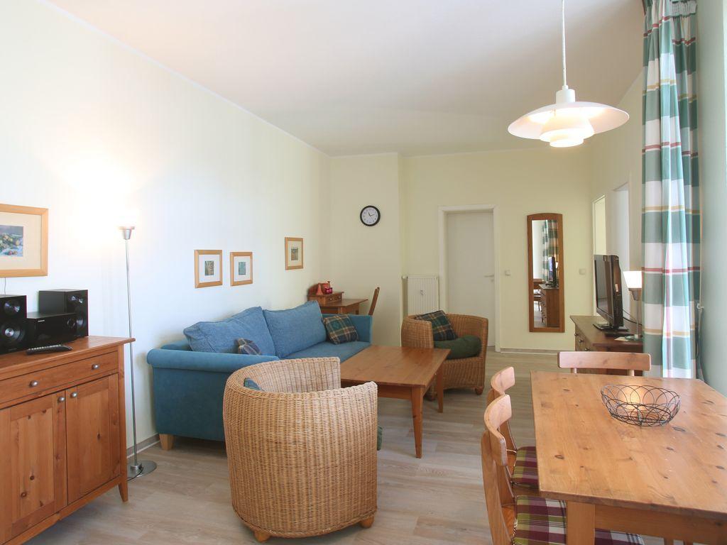 Apartment auf 55 m² in Kühlungsborn