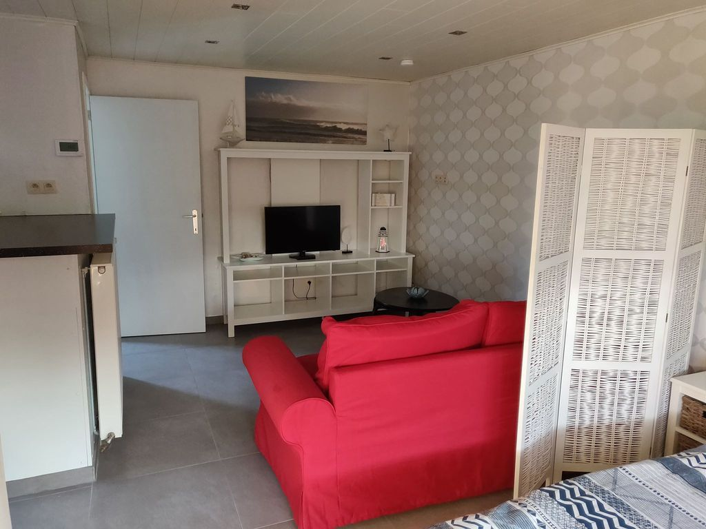 Apartamento equipado de 20 m²