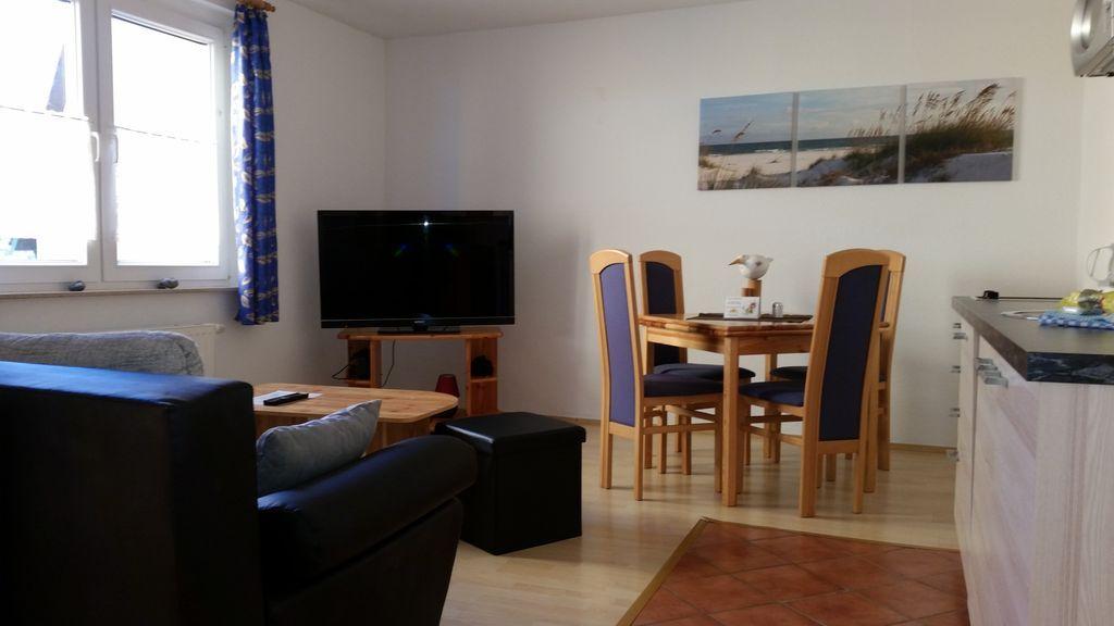 Interessante Wohnung in Wustrow