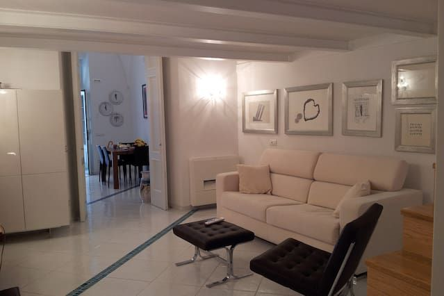 Apartment situated right in the town centre