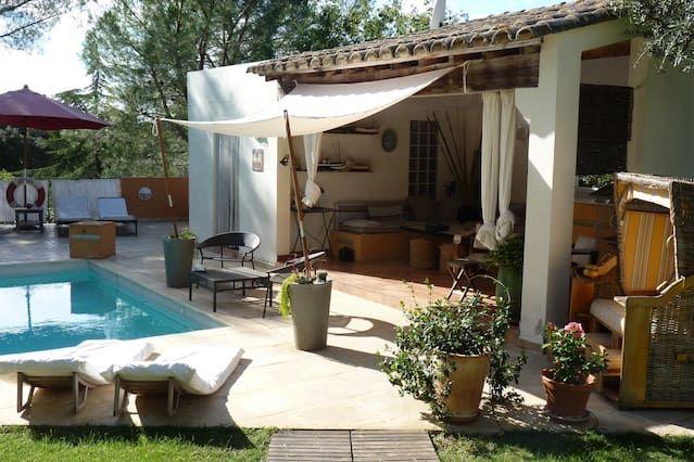 Alojamiento para 9 huéspedes en Montpellier