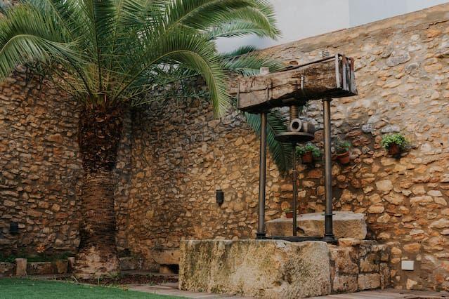 Piso con vistas con balcón