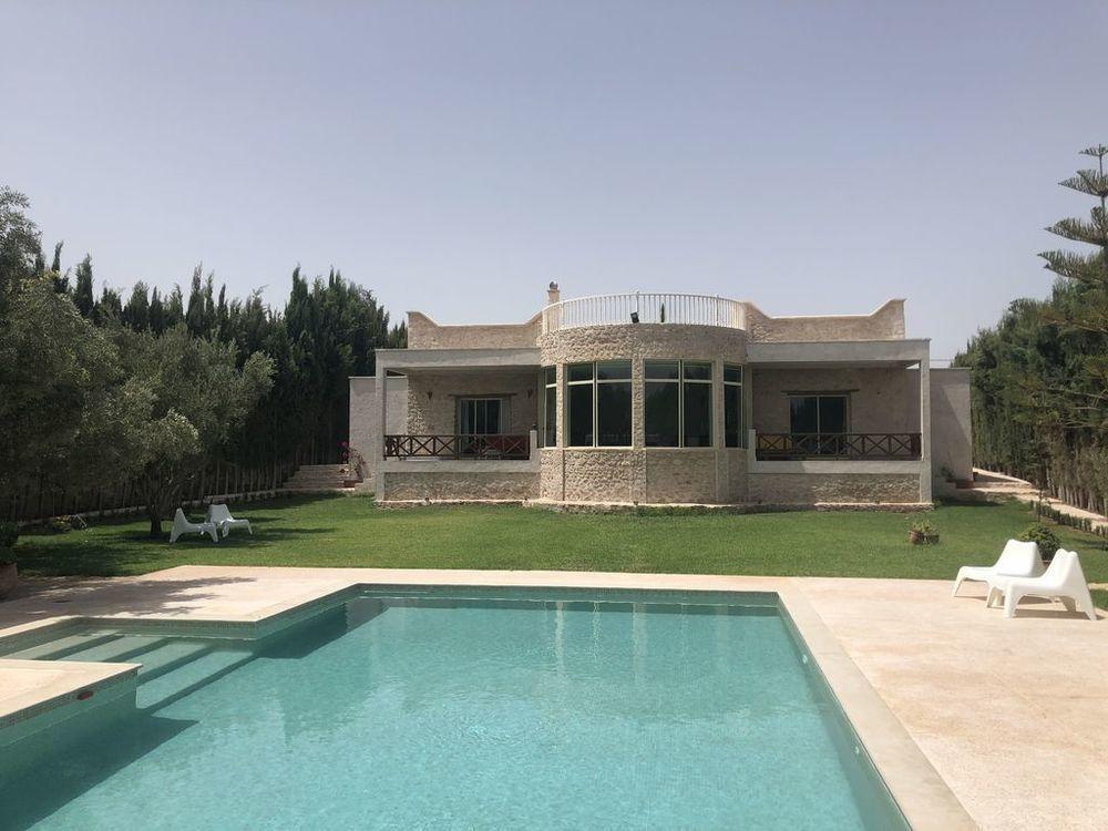 Cómodo residencia en Essaouira