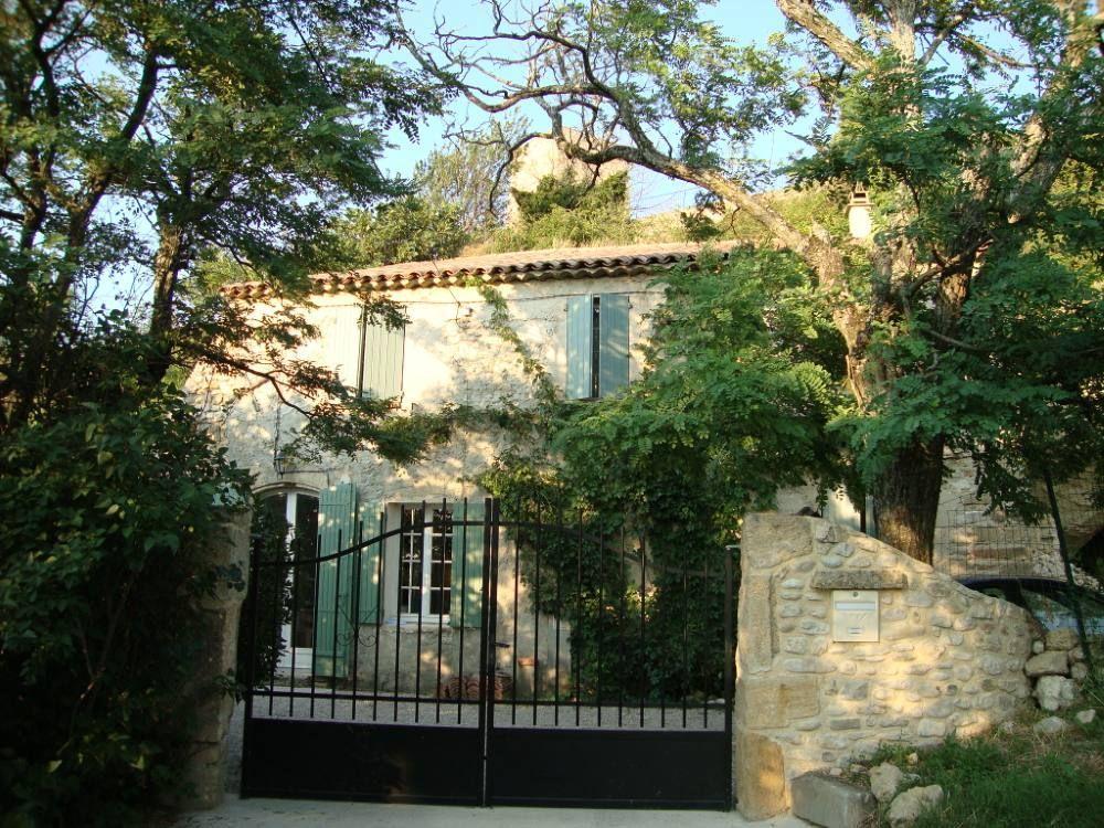 Residencia para 4 huéspedes en Cairanne
