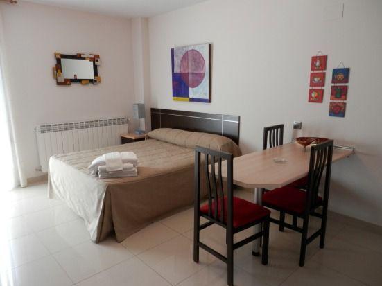 Alojamiento con wi-fi para 4 huéspedes