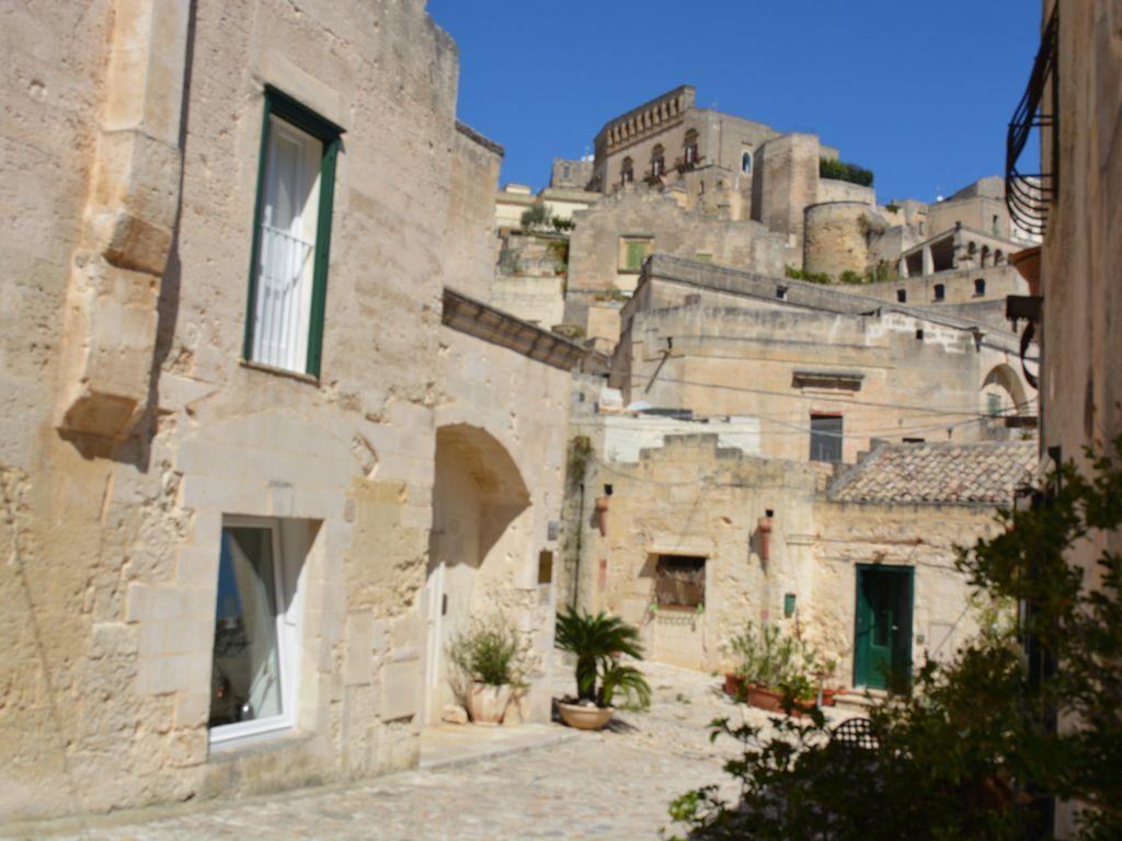 Alojamiento de 1 habitación en Matera