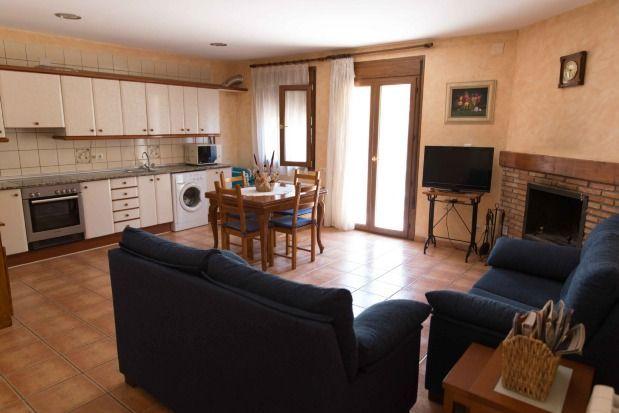 Alojamiento hogareño en Beceite
