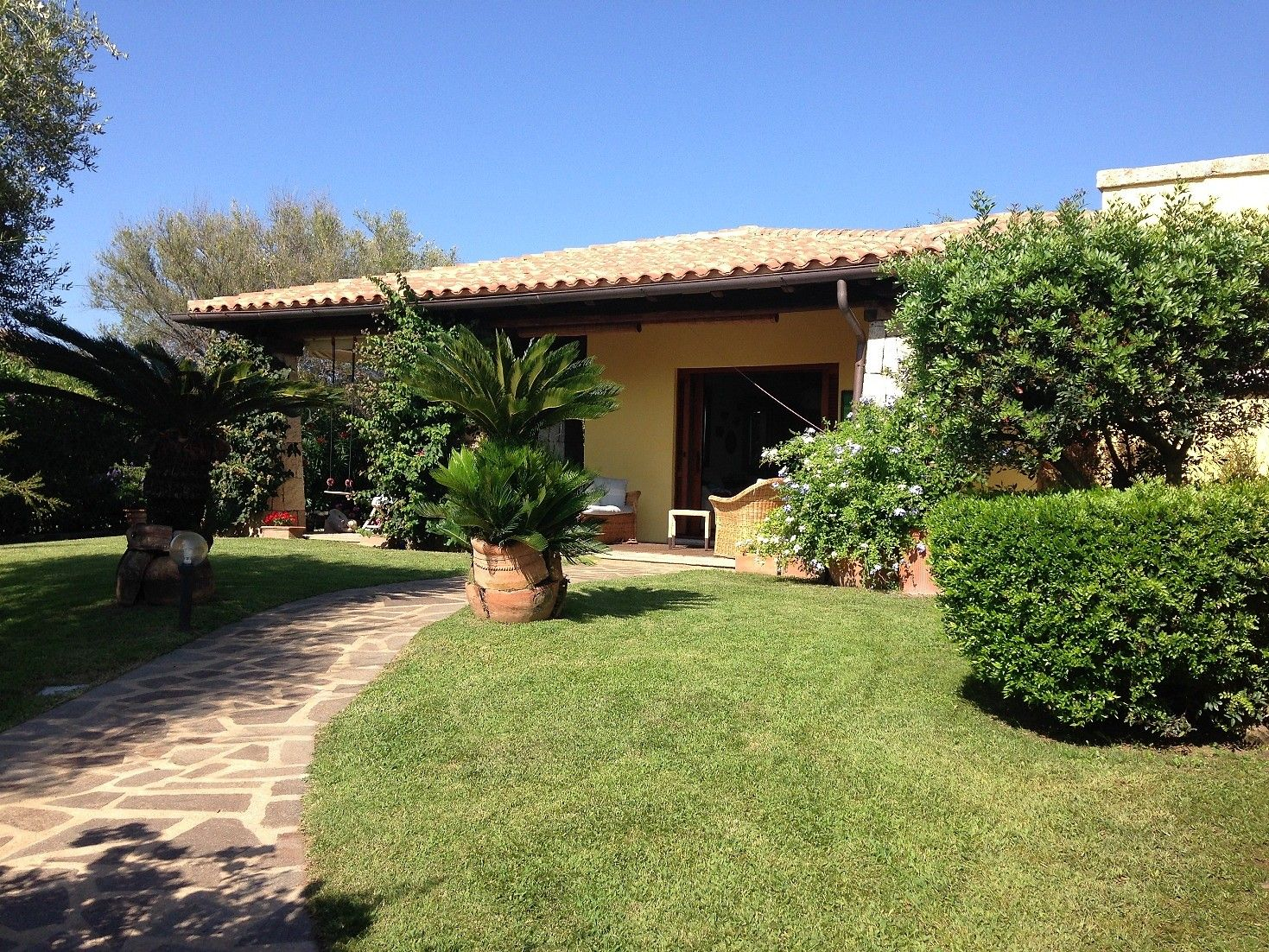 Villa en Salina Bamba, Cerdeña, Italia
