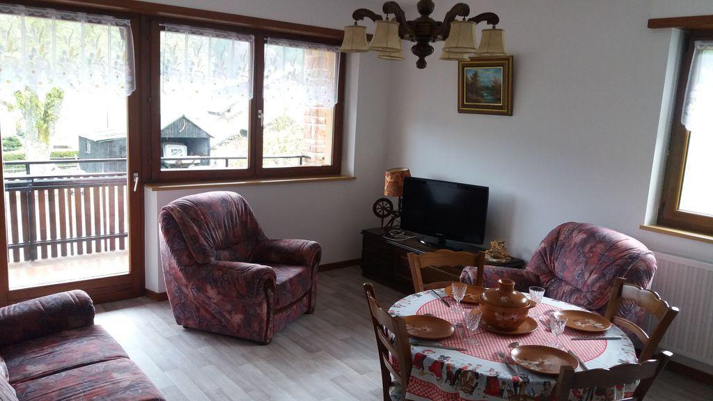 Interesante vivienda en Le hohwald