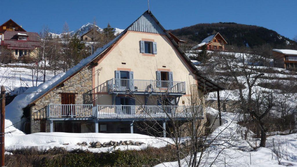 Residencia de 110 m² en Colmars les alpes