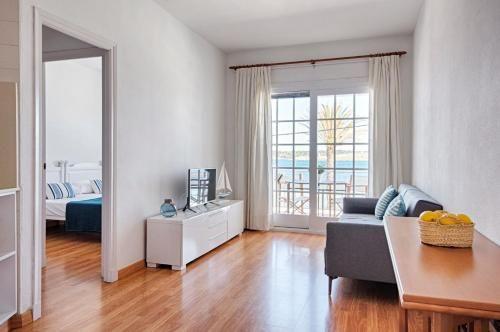 Appartement à Fornells avec 1 chambre