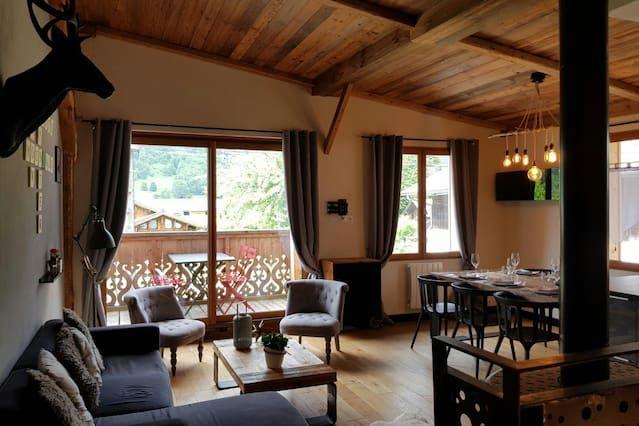 Apartamento en Morzine de 3 habitaciones