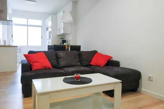 Flat in A coruña with 1 room
