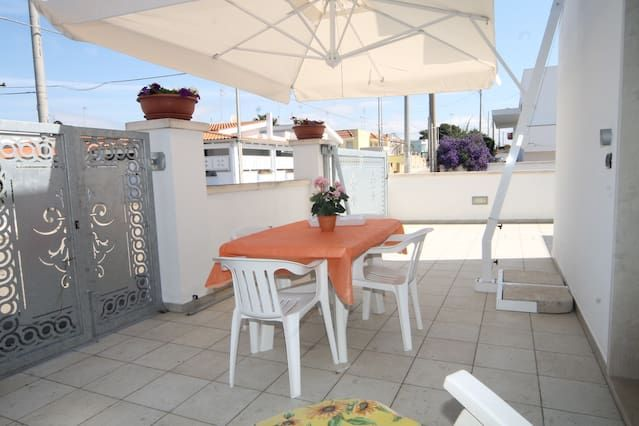 Alojamiento de 65 m² con jardín