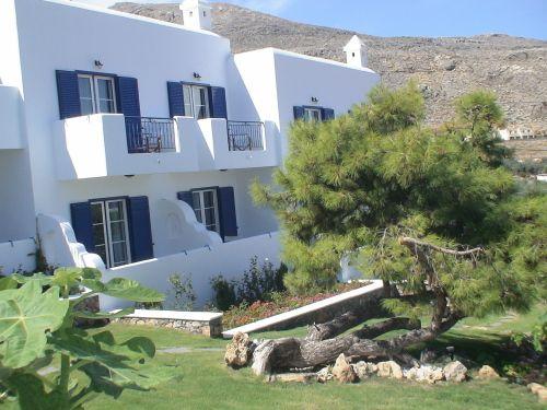 Abitazione con balcone a Rhodes