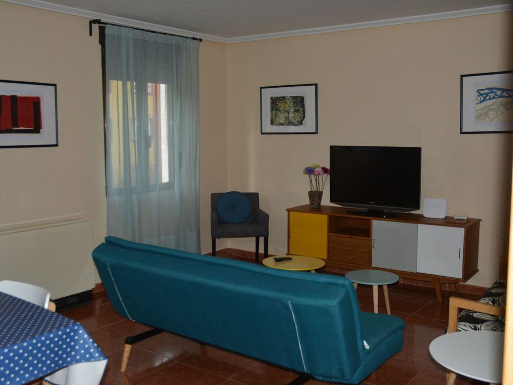 Alojamiento para 5 huéspedes en Zaragoza