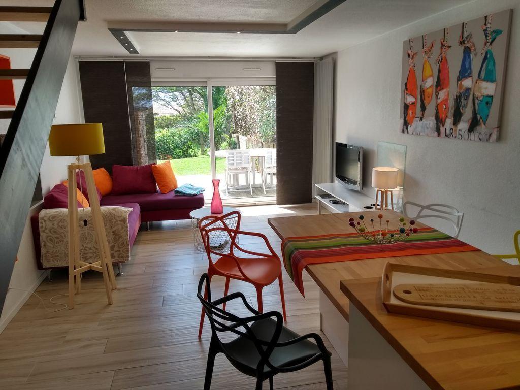Apartamento en Bidart de 2 habitaciones