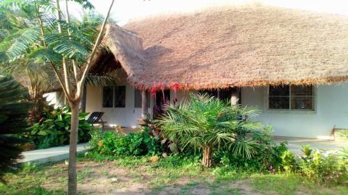 Residencia con wi-fi en Kabrousse