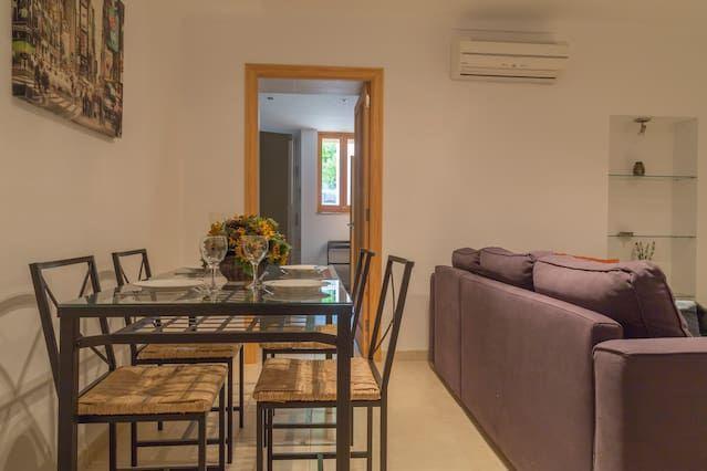 Apartamento para 4 personas en Caimari