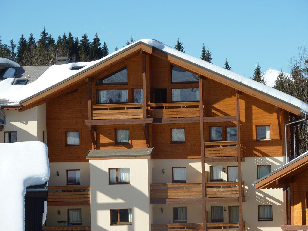 Alojamiento de 3 habitaciones en Morillon