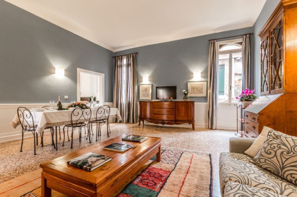 Holiday letting for 4 people in Venice