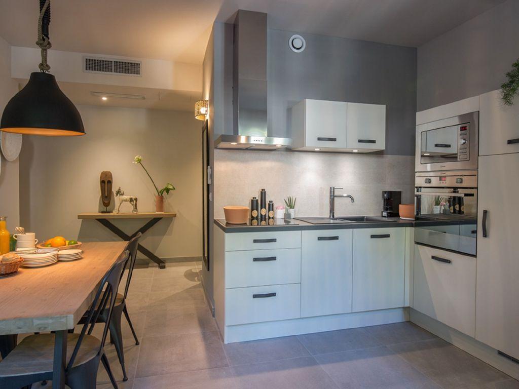 Apartamento panorámico de 55 m²