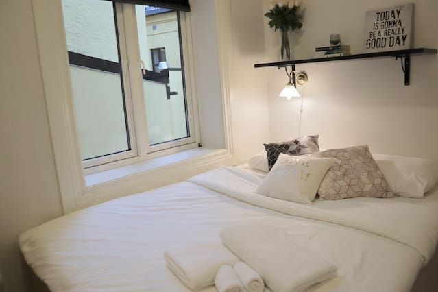 Provisto apartamento en Majorstuen