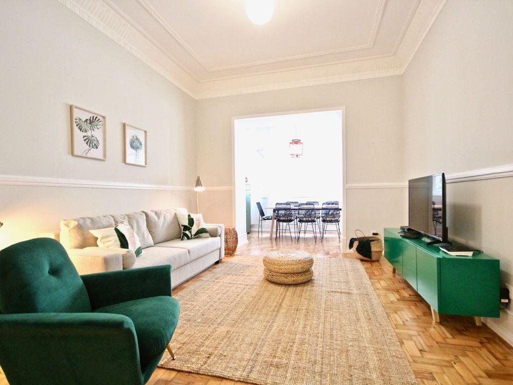 Ferienunterkunft mit 1 Zimmer in Lisboa