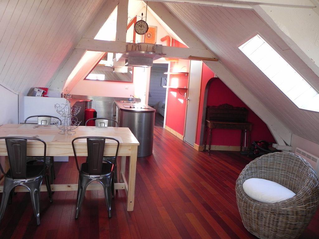 Appartement bien équipé de 60 m²