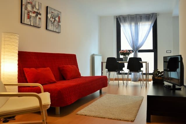 Apartamento con wi-fi para 16 personas