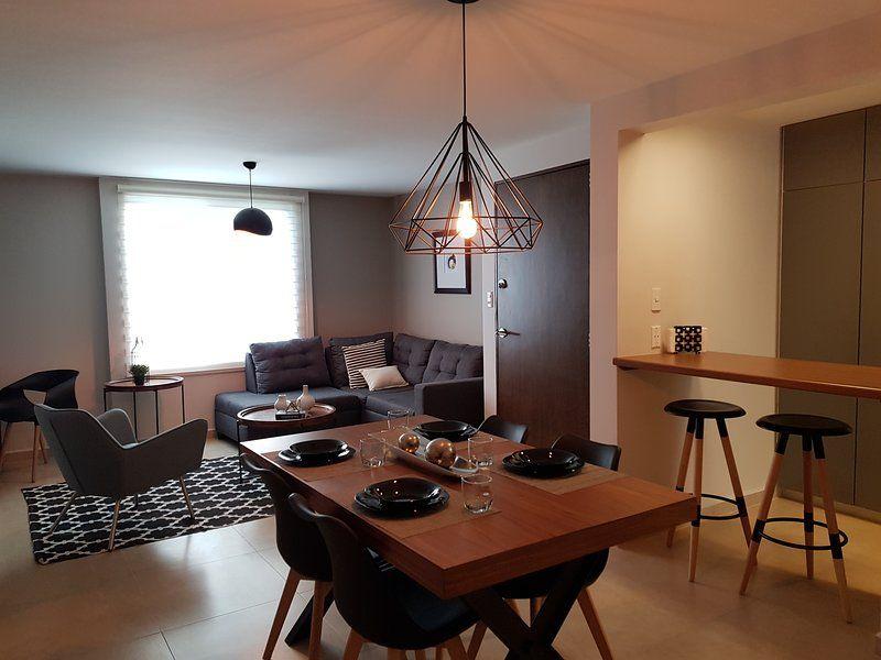 Apartamento acogedor para 8 personas