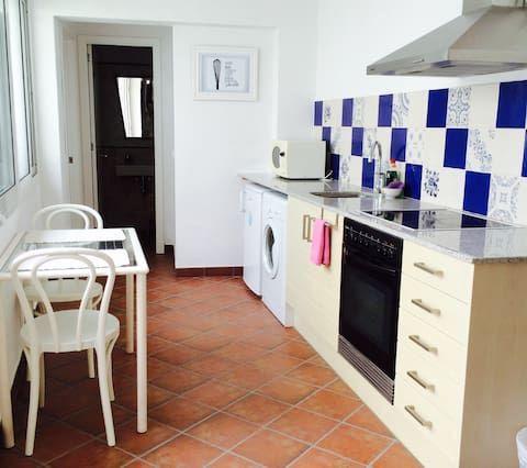 Logement avec 1 chambre à Ciutadella de menorca