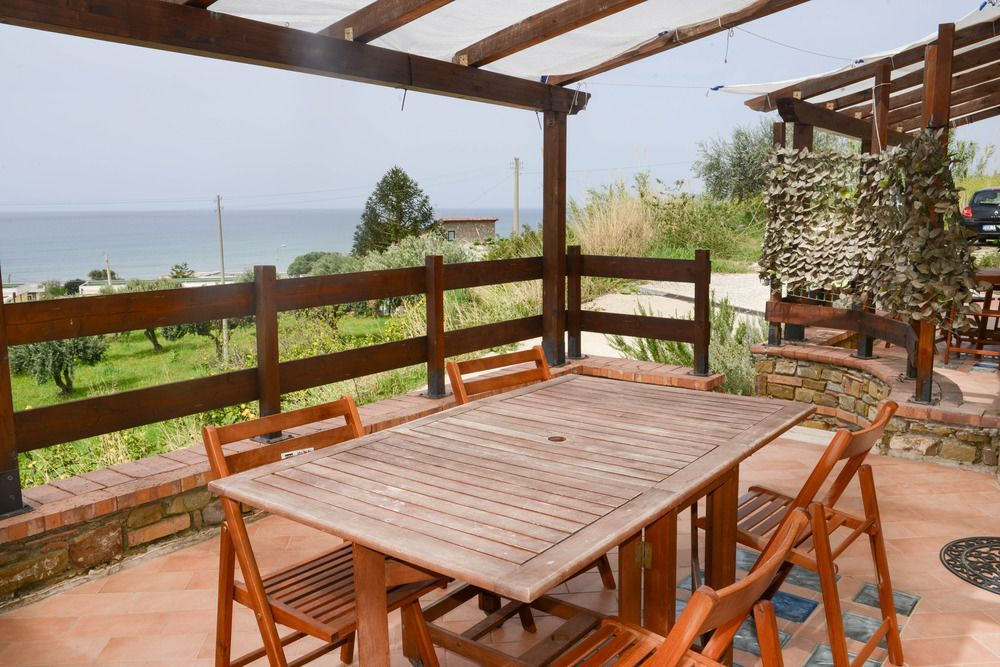 Casa vacanze con balcone a Pollica