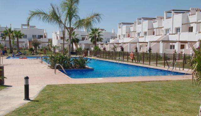 Apartamento de 3 dormitorios en Alhama De Murcia