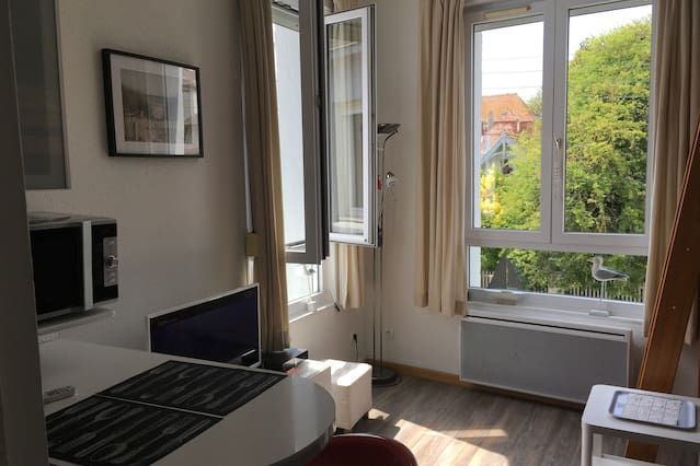 Funcional piso de 20 m²