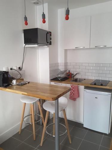 Hébergement à Montrouge de 1 chambre