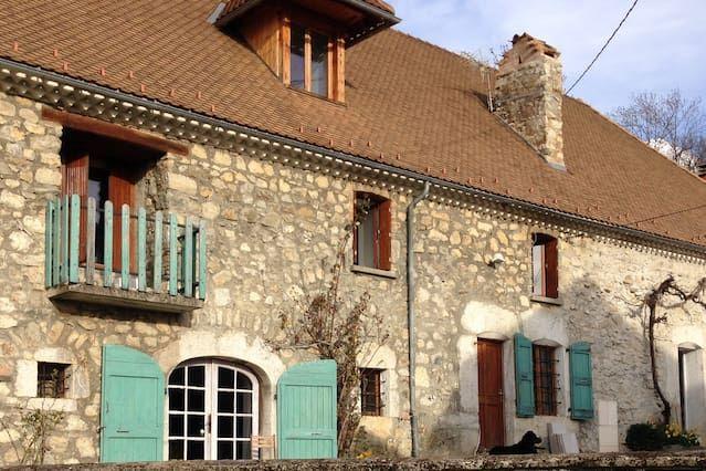 Vivienda de 1 habitación en Saint-baudille-et-pipet